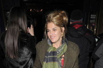 Tracey Emin Celebs at 'Hoping Variety Show: A Benefit for Palestine'