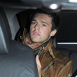 Gary Cockerill Katie Price and Phil Turner Dine with Leandro Penna 2