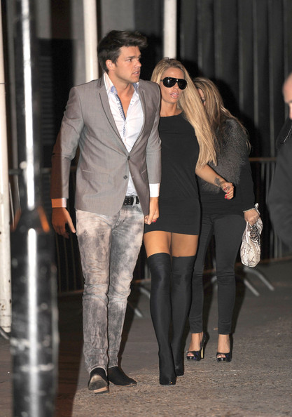 Katie Price (Jordan) couple