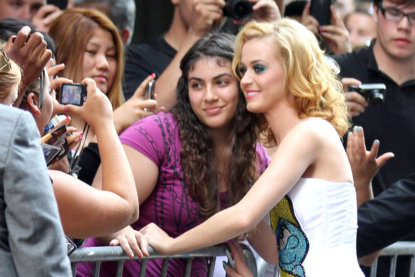 Katy Perry - Katy Perry at the 'Smurfs' Premiere in NYC