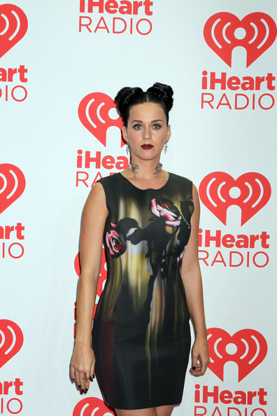 Katy Perry Katy Perry attends the iHeartRadio Music Festival at the MGM Grand Garden Arena in Las Vegas.
