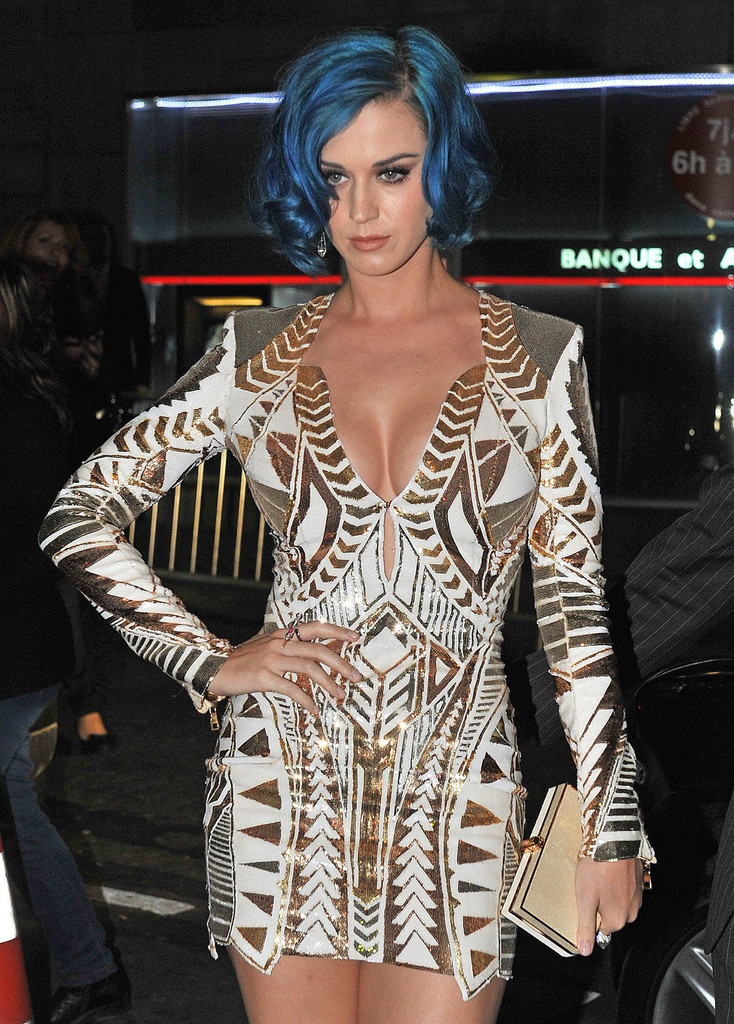 Katy perry photos photos katy perry at la maison du - Maison du caviar madeleine ...