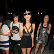 Katy Perry - Sizzling Celebrity Trend - Underwear as Outerwear
