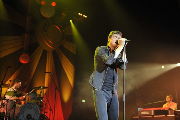Keane Performs in London