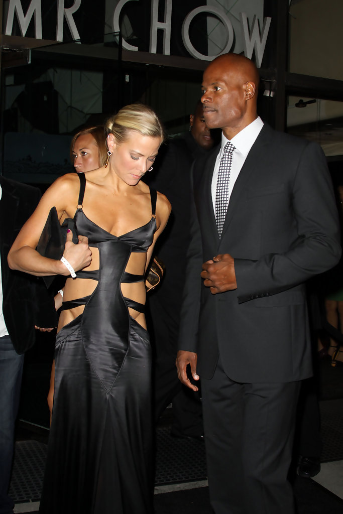 Brittany Daniel and keenen ivory wayans married