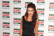 Kierston Wareing walks the red carpet at the 2011 Empire Awards, held at the Grosvenor House Hotel in London.
