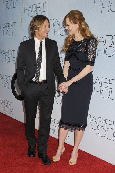 Keith urban pictures premiere of 39 rabbit hole 39 at the for Keith urban and nicole kidman latest news
