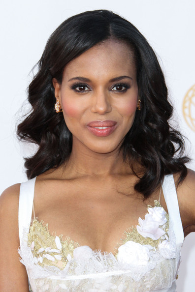 Kerry Washington - Arrivals at the 65th Annual Primetime Emmy Awards — Part 3