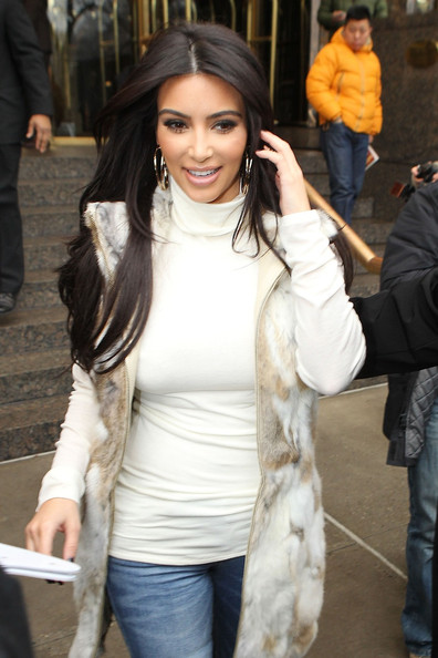 Kim Kardashian - Kim Kardashian Leaves the Trump Tower 2