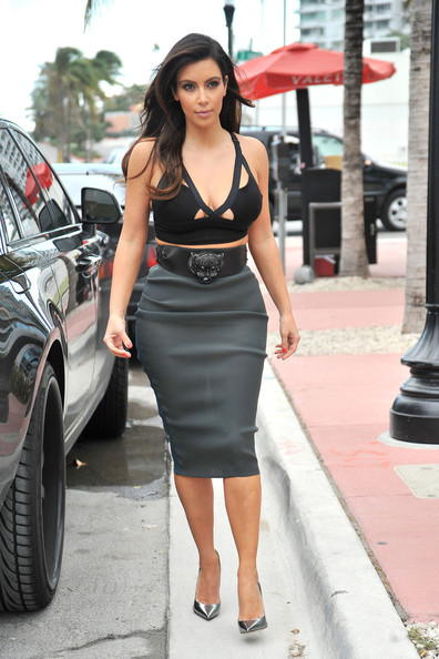 > Kim K does it again in Miami 10/14 - Photo posted in Eyecandy - Celebrities and random chicks | Sign in and leave a comment below!