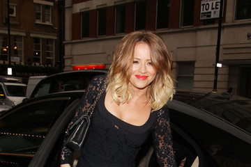 Kimberley Walsh Celebs Attend the 'Relatively Speaking' Afterparty