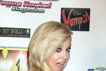 Lacey Schwimmer Arrivals at the Vegas Rocks! Magazine Awards