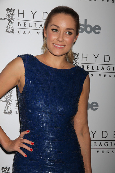 Lauren Conrad - Reality TV icon, and now fashion designer Lauren Conrad celebrates her 26th birthday at Hyde Bellagio, Bellagio Hotel and Casino, Las Vegas