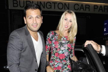 Lauren Stoner Joe Fournier and His Girlfriend Out Late in London