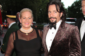 Laurence Llewelyn Bowen Celebs at the TV Choice Awards