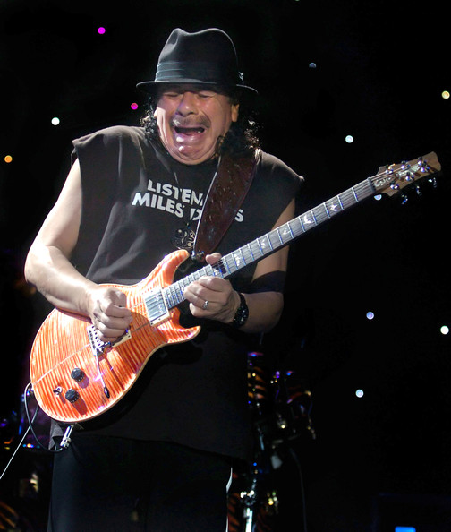carlos santana reported dead after being mistaken for muammar gaddafi carlos santana zimbio. Black Bedroom Furniture Sets. Home Design Ideas