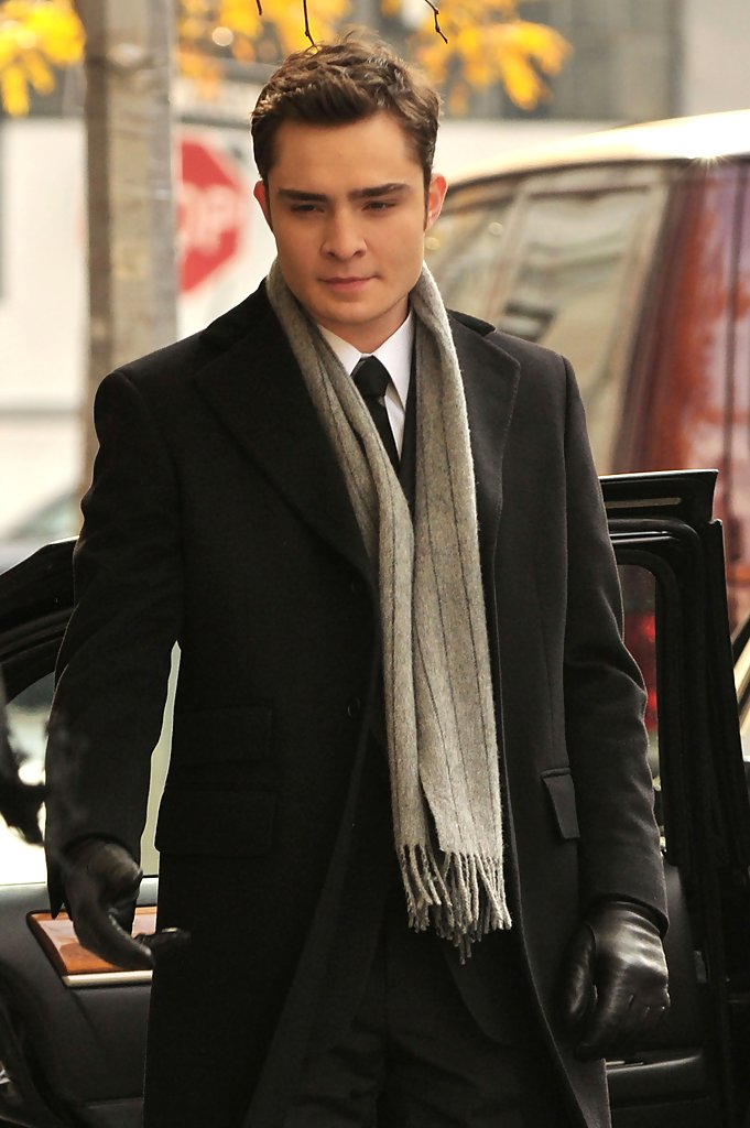 Chuck bass most iconic looks ever on gossip girl