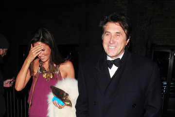 Bryan Ferry Amanda Sheppard The Love Ball in support of The Naked Heart Foundation