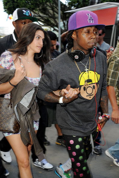 who are all of lil waynes childrens mothers
