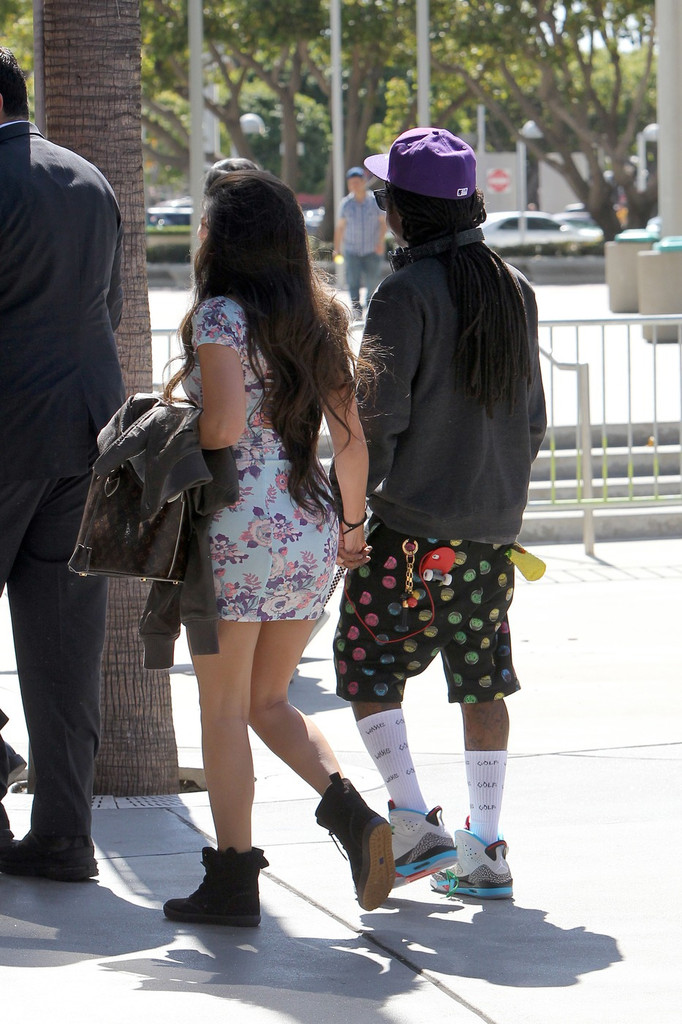 lil wayne and dhea photos photos zimbio