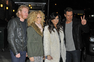 Little Big Town Little Big Town Stops by 'Letterman'
