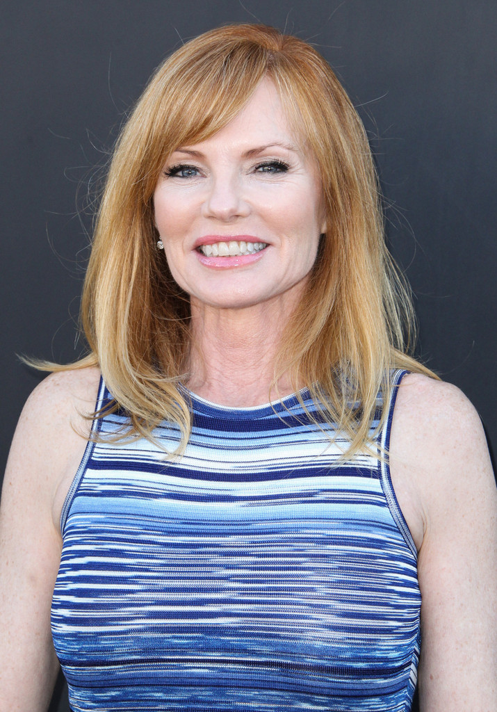 Marg Helgenberger Photos Photos - Stars Attend The CW, CBS ...