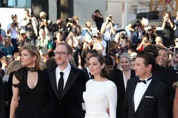 Marion Cotillard Jeremy Renner 'The Immigrant' Premieres in Cannes