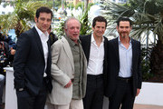 Clive Owen and Guillaume Canet Photos Photo