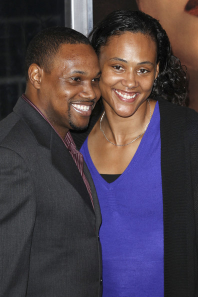 Marion Jones Pictures - Celebrities Attend the For