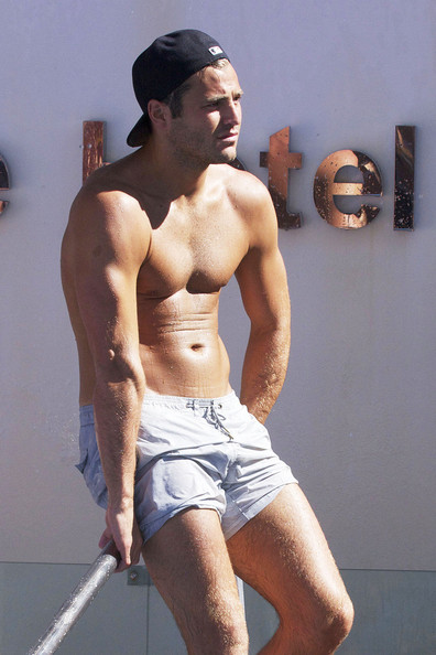 Mark wright hot are