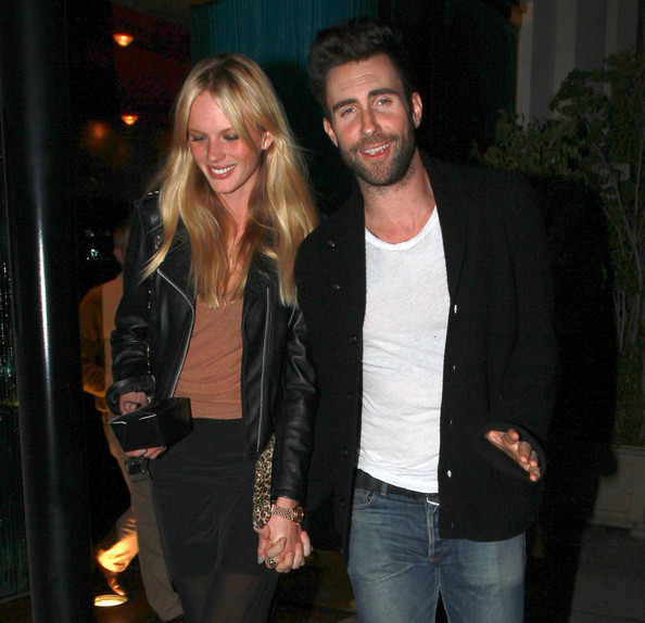 maroon 5 victoria secret model dating Adam levine and anne v have split up, it has been confirmed the maroon 5 singer and victoria's secret model had been dating for two years a spokesman for the 26-year-old beauty, full name anne vyalitsyna, confirmed the news in a statement.