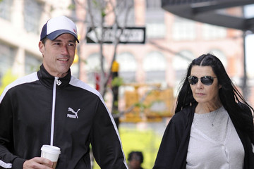 Margherita Ronchi Matthew Fox and Margherita Ronchi in NYC 2