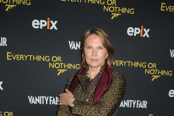 Maud Adams Stars at the 'Everything Or Nothing: The Untold Story of 007' Premiere