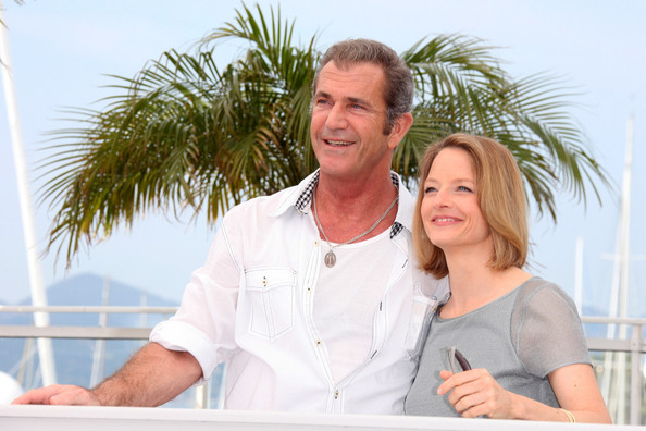 jodie foster mel gibson cannes 2011. Mel Gibson and Jodie Foster at