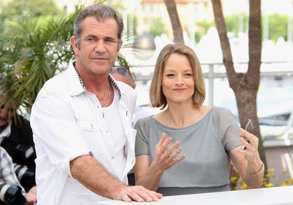 jodie foster mel gibson cannes 2011. Mel Gibson at the photocall
