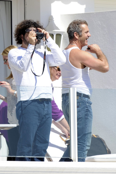mel gibson cannes film festival. Mel Gibson at Cannes