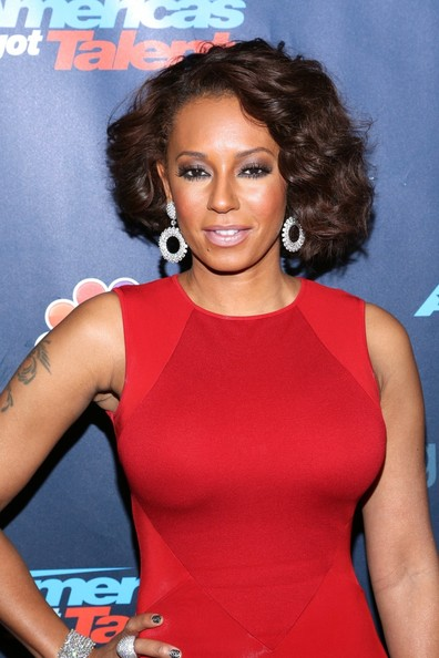 Melanie Brown - 'AGT' Stars Hit the Red Carpet in NYC — Part 2