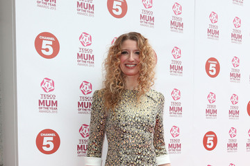 Melanie Masson Arrivals at the Tesco Mum of the Year Awards at the Savoy Hotel in London