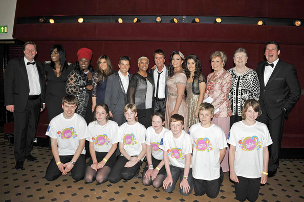 Mica Paris, Rumer, Joe Mc Elderry, Dionne Warwick, Cliff Richard, Caro Emeral, Katie Melua, Angela Ripon and Tony Hadley at the Royal Albert Hall in London. The concert was held in aid of international development charity, The Hunger Project.