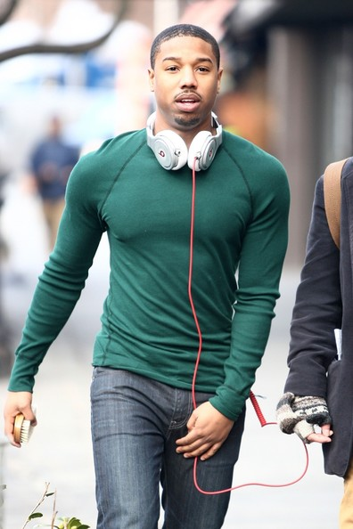 e55189d929a20a Michael B. Jordan Photos - 2662 of 2766. Celebs Film  Are We Officially  Dating   ...