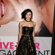 Stacy Bendet Stars at the 'Five Year Engagement' Premiere