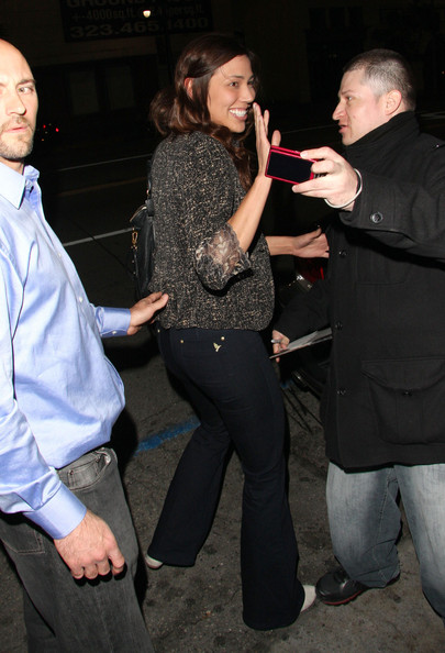 Michaela Conlin Photos Photos - Michaela Conlin at Katsuya ... Emily Deschanel And David Boreanaz Bones