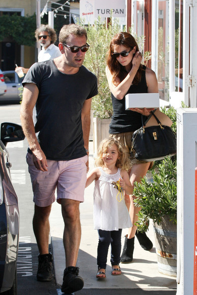 Michelle Monaghan and husband