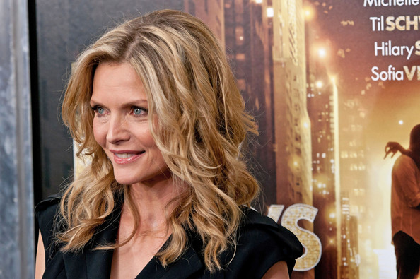 Michelle Pfeiffer New Years Eve 39 New Year 39 s Eve 39 Premiere