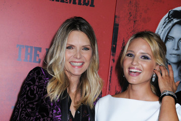 Michelle Pfeiffer 'The Family' Premieres in NYC