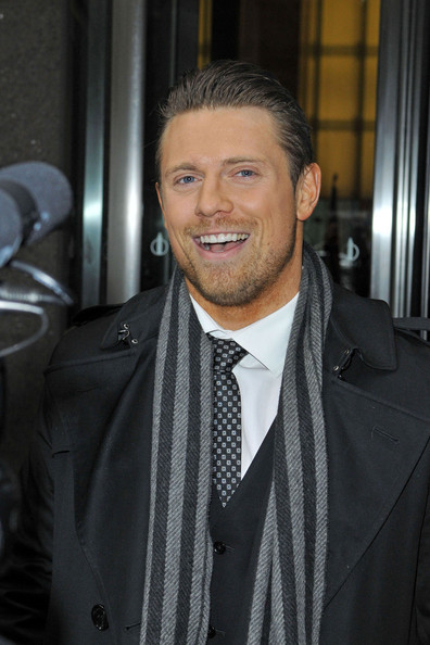 Mike Mizanin Pictures - Mike Mizanin Chats to Fans in NYC ...