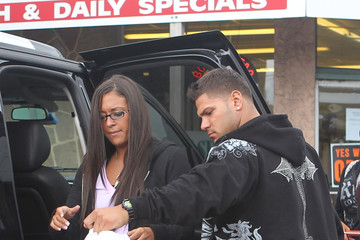 Sammi Giancola  Ronnie Ortiz-Magro Jersey Shore Cast Leaves the House