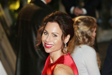 """Minnie Driver Daniel Craig at the World Premiere of the newest installment of the James Bond series, """"Skyfall"""""""