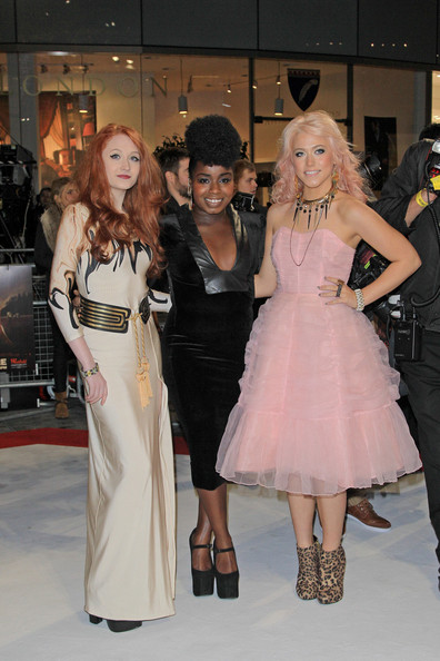 Celebs at the 'Breaking Dawn' Premiere