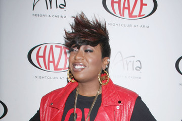 Missy Elliott Missy Elliott Hosts a Party in Las Vegas